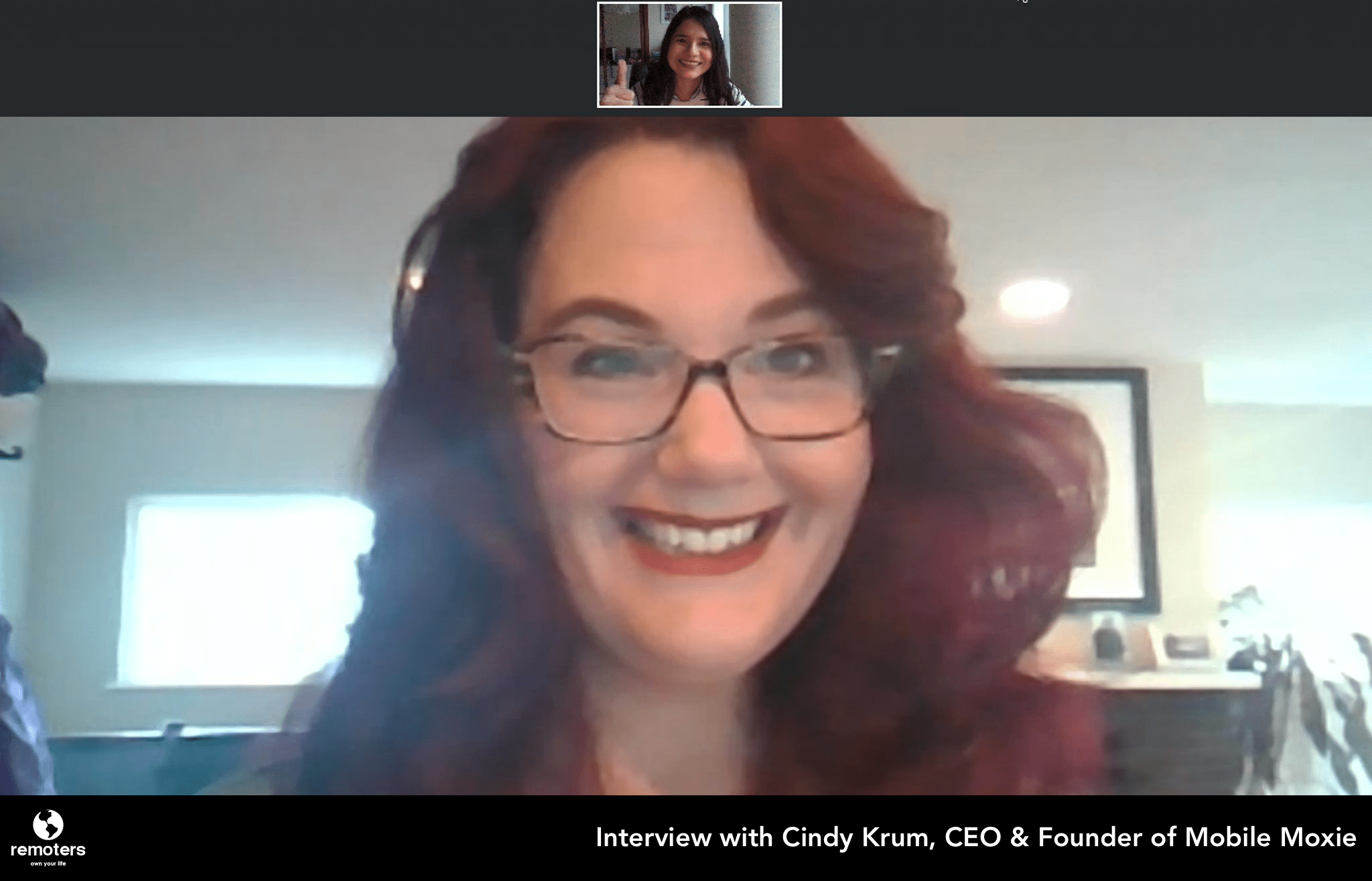 Interview with Cindy Krum, CEO & Founder at Mobile Moxie