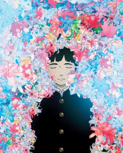 Colorful anime movie review