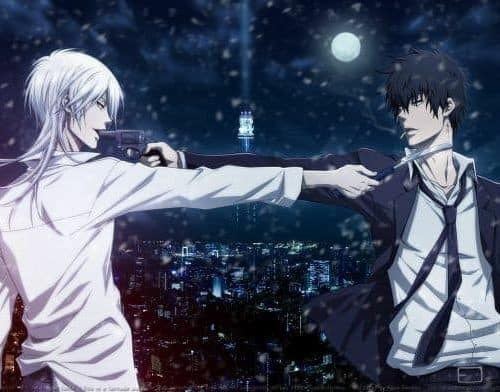 Psycho Pass - Underrated Anime