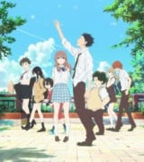 Koe no katachi romance anime movie