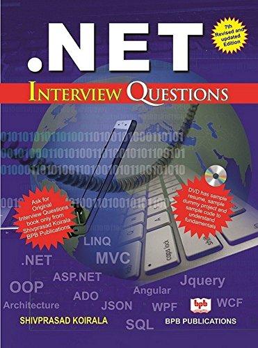 .NET: Interview Questions