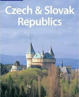 Czech and Slovak Republics (Lonely Planet Country Guides)