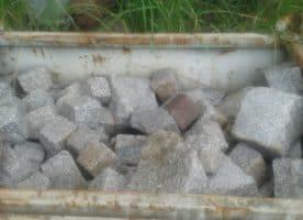 Kleinpflaster Granit