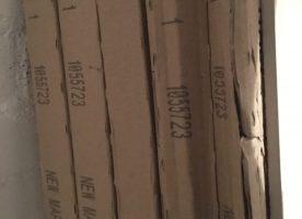 Serenissima Bodenfliese New Maple 120cm/20xm 1 cm dick