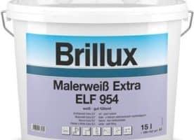 Brillux Malerweiss 15L Gebinde