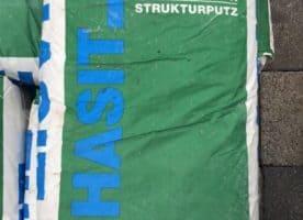 HASIT 252 Renovierstrukturputz ,,1mm Korn\