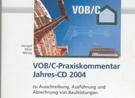 VOB/C Praxiskommentar 2004