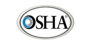 OSHA logo - Rethink Electric