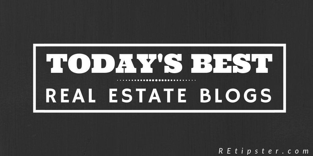 Today S Best Real Estate Blogs Retipster