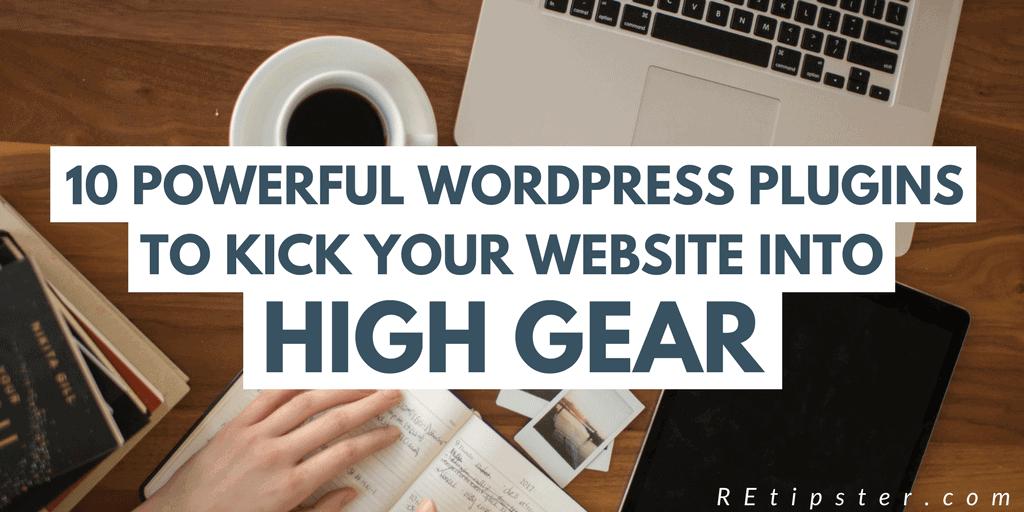 10 Powerful Wordpress Plugins