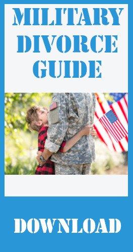 military divorce guide