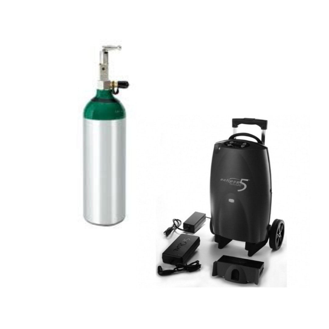 oxygen supplies