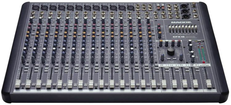 Mixers & Sound Boards