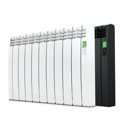 Stack_DI-0990RAD_WHITE_GRAPHITE_DSeries_9element_radiator_NEW