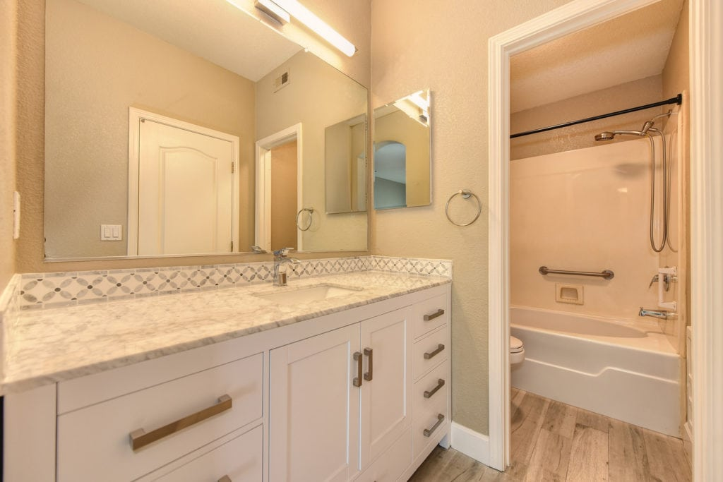 Home for Sale 1733 Atwell Interior Master Bath