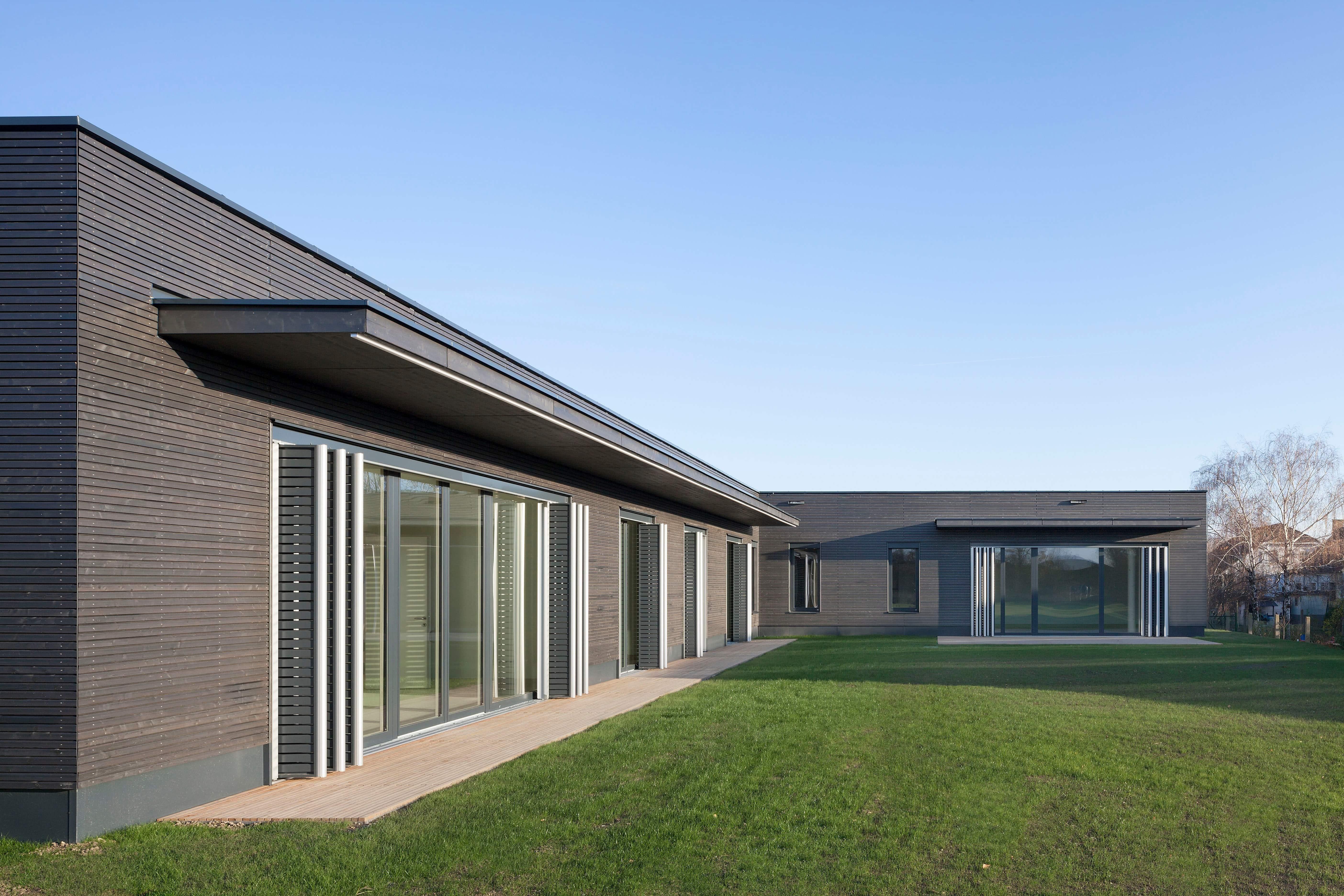 © RUNSER / PRANTL architekten, VKKJ Ambulatorium Mistelbach Neu, 2130 Mistelbach, Österreich, 2017, Ambulatorium, Kinder, Fotograf Rupert Steiner <p>