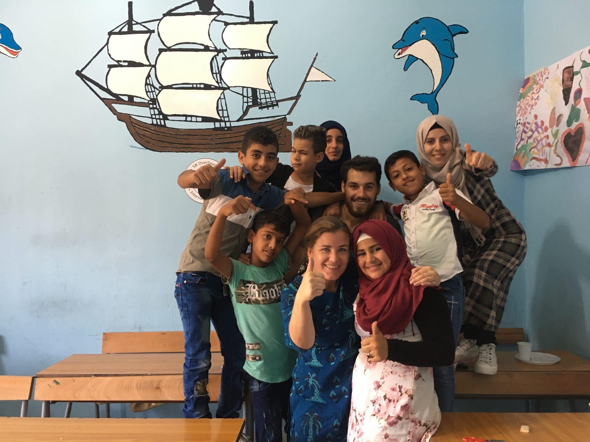 Volunteering in Lebanon: Éabha's story