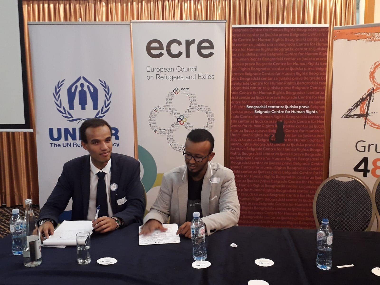 Human rights & asylum in Europe: A report from ECRE conference in Belgrade