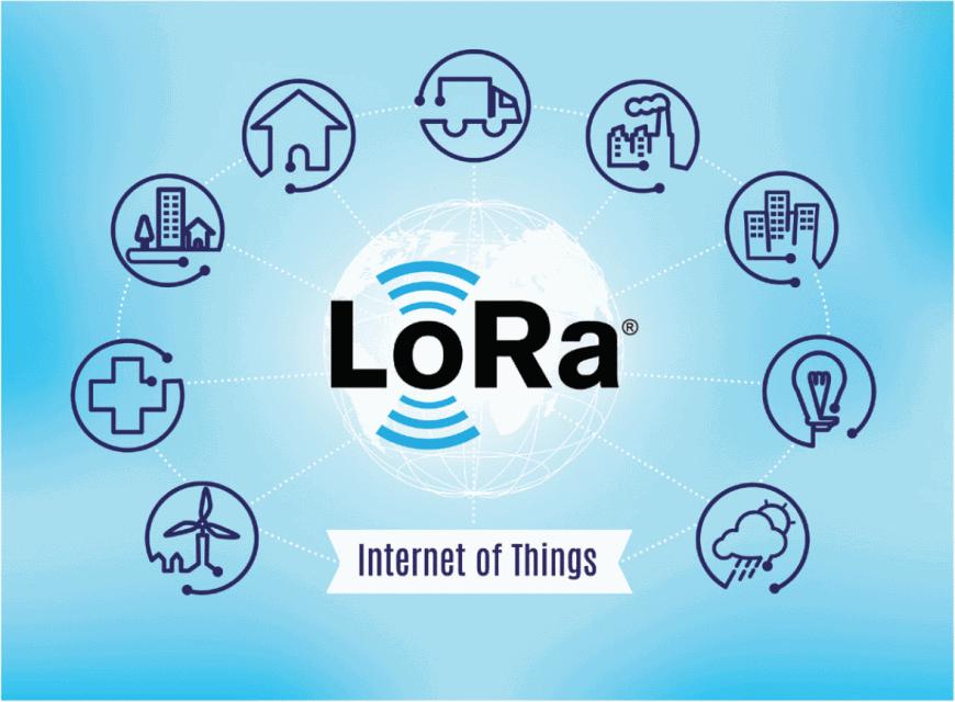 مدولاسیون طیف گسترده LoRa