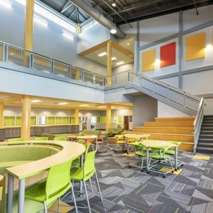 Shockey Named Among Best Middle School and High School Contractors in the USA
