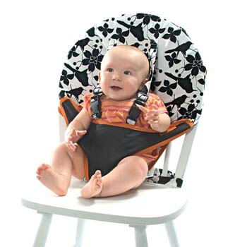 3. Travel Highchair - Coco Snow from My Little Seat