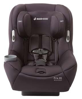 2. Maxi-Cosi Pria 85 Convertible Car Seat, Devoted Black