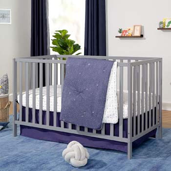5. Union Convertible Crib