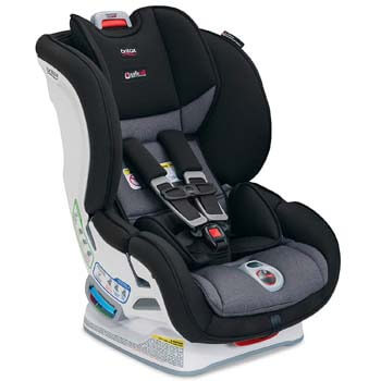8. Britax Marathon ClickTight Convertible Car Seat | 1 Layer Impact Protection - Rear & Forward Facing