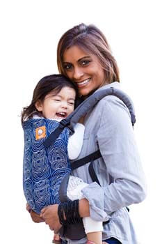 8. Baby Tula Multi-Position, Ergonomic Baby Carrier