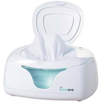 3: hiccapop Wipe Warmer and Baby Wet Wipes Dispenser