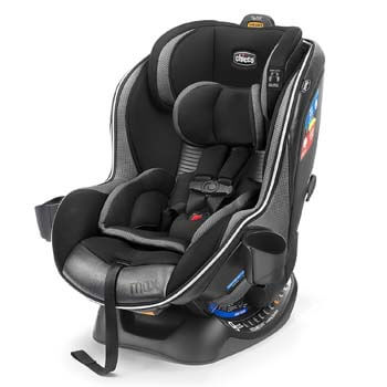1. Chicco NextFit Zip Max Convertible Car Seat - Q Collection