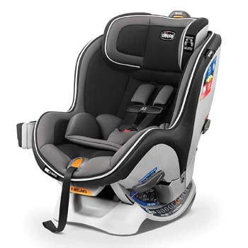 9. Chicco NextFit Zip Convertible Car Seat