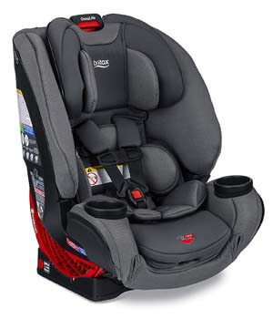 6. Britax One4Life ClickTight All-in-One Car Seat