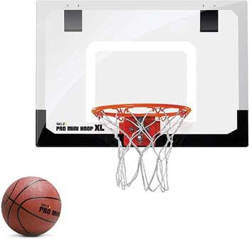 10. SKLZ Pro Mini Basketball Hoop