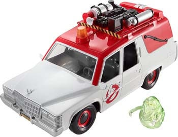 7. Ghostbusters ECTO1 Vehicle