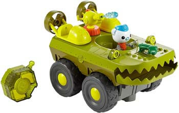 6. Fisher-Price Octonauts Remote Control Gup-K