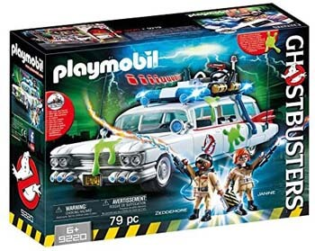 2. PLAYMOBIL Ghostbusters Ecto-1