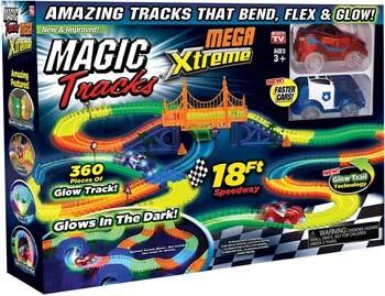 7. Ontel Magic Tracks Mega Xtreme