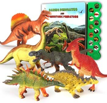 5. Olefun Dinosaur Toys for 3 Years Old & Up