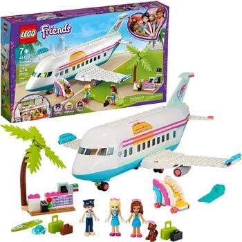 1. LEGO Friends Heartlake City Airplane 41429