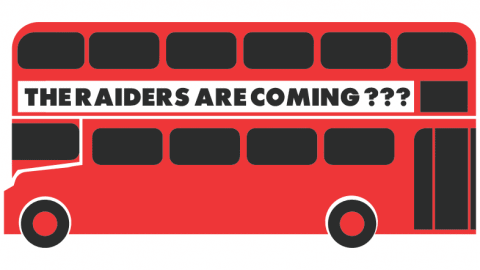 The London Raiders….?