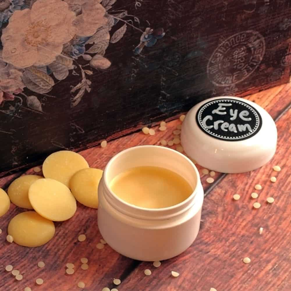 Easy DIY Anti-Aging Eye Cream Recipe with Cocoa Butter