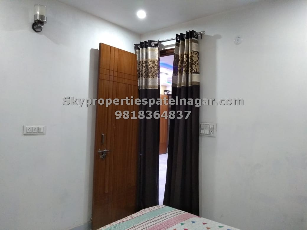2 BHK Flats for Rent in Patel Nagar West, New Delhi | Double Rooms