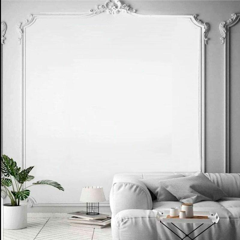 Sala Clássica Branca