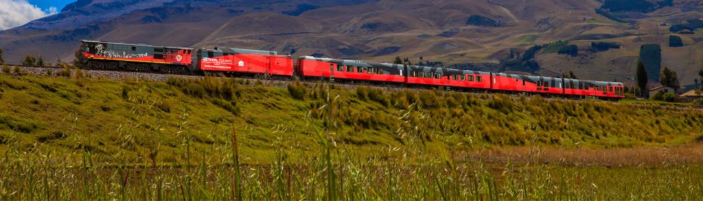 Rail Journeys Of The Andes