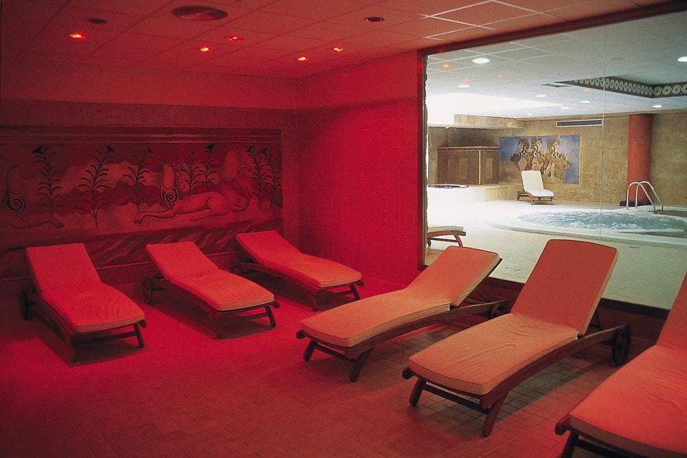 Sala de Relajación