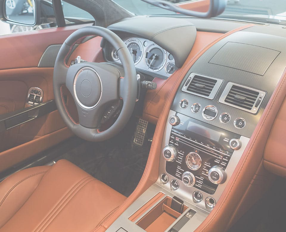 best auto upholstery services for the interior of your vehicle
