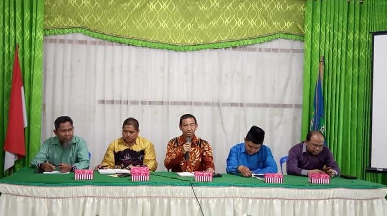 Rapat Koordinasi Akademik Semester Ganjil Tahun Akademik 2019/2020