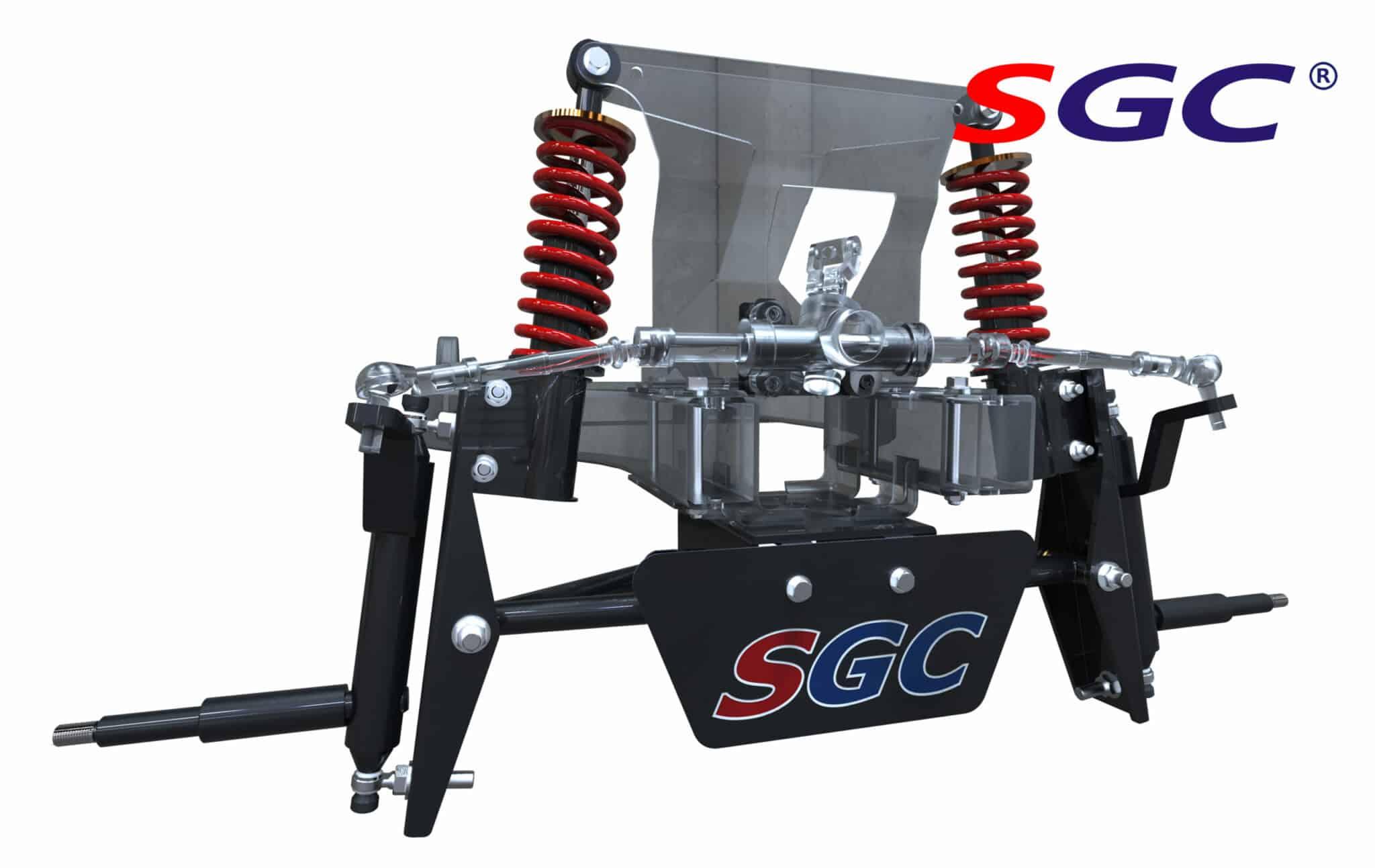 "club car precedent 6"" heavy duty all-terrain suspension lift kit_副本"