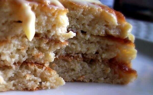 Yager Master Coconut Flour Pancakes